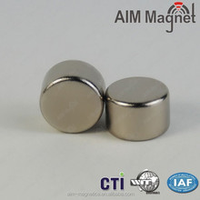 Cylinder 25.4mm dia. x 25.4mm height N52 Neodymium Magnet