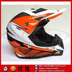 KCM61 2015 Newest for KTM Helmet Professional Motor Cross Helmet Motorcycle Helmet
