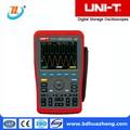 Utd1000 de mano Digital Storage Oscilloscopes UTD1082C / UTD1102C / UTD1202C