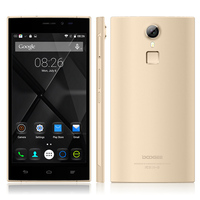 """Original 5.5"""" Inch FHD Doogee F5 Mobile Phone With MTK6753 Octa Core Android 5.1 3GB RAM 16GB ROM 13.0 MP 4G FDD LTE"""