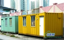 Prefabricated Container House(Cargo tray)
