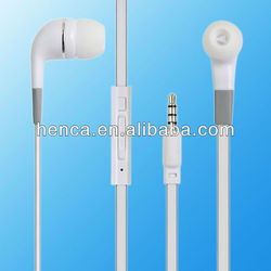 good quality fashion earphone for iPhone