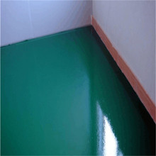 Caboli painting concrete floors for marker garage