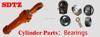 Spherical plain bearing/Joint bearing/GE40ES GEZ50ES SIR40ES/PHS/POS/GE200XF-Q Lube PTFE