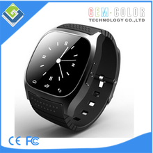 High quality wireless exercise wrist sport bluetooth watch heart rate monitor sensor fitness equipment