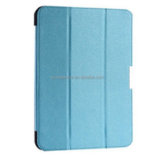 Factory Direct Sale Flip Magnetic Tablet case,10.1 Inch Case for Samsung Galaxy Tab4 T530