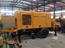 building concrete pump sales concrete machinery with advanced configuration and reasonable price China supplier