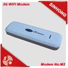 3g usb sim card wireless modem wifi router