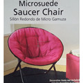 Oferta Walmart plegable silla de luna, silla de playa, platillo silla, durable