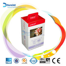 SureJet Compatible for Canon KP-108IN selphy Photo Paper