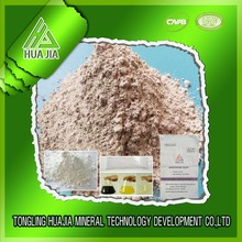 edible clay requirement of bentonite for oil treatment