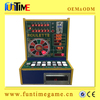 mini slot roulette game machine for game center / gambling software