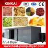 300~2500kg per batch fruit dehydrator machine for mango and pineapple and apple drying