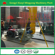 High capacity and With CE ISO wood log wood chips crusher cyclone