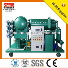 LXDR Lubricant Centrifugal Oil Purifier Machines filtered water portable oil filtration unit
