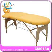 Best selling sex fixed massage table/massage bed