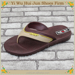 Man Sandal Leather Velvet Man House Slippers