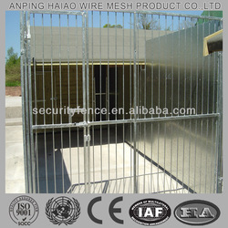 Export price shock Large dog fence