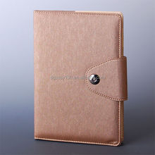 Printing leather bound diary journal book with magnetic clasp