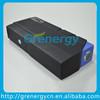 12v lithium car starter battery 13600MAH multi-function portable jump starter 13600mah& 12v car jumpstart kits