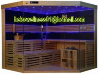 sauna room set for home spa Hot-sale fir relax sauna room
