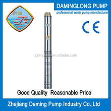 hot water pumps for home use(daming pump 4SD series)