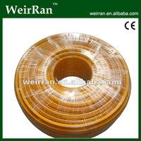 (5442) fuel resistant rubber and pvc hose, garden water hose, plastic spray hose