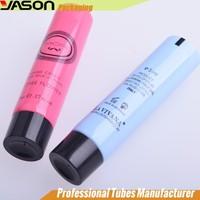 3g cosmetic cream sample tube packaging