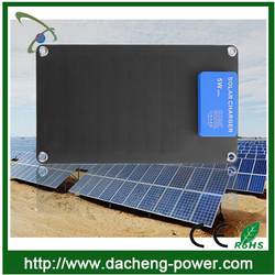 2600mah imported cells 5W solar charger power bank for cell phone mp3