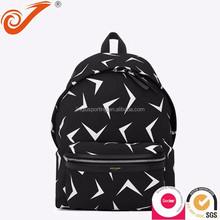 Lightweight waterproof canvas backpack travel/women backpack new design travelling backpack