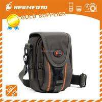 Black Small size Waterproof Nylon cheap customized digital camera bag