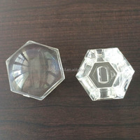 high clear Acrylic PMMA plastic parts mould making for LED light