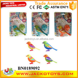 Most selling product digi birds BO singing bird