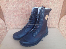 Men's High Quality Genuine leather soes, Canvas Outdoor goodyear boots