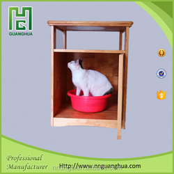 cheap cat wooden furniture chinese manufacture cat house cages cats