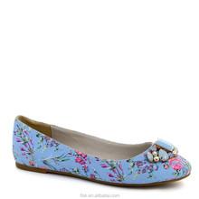 2015 multicolor women flat shoes