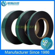 green colors pe tape with solvent acrylic