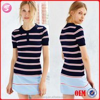 2015 New Design Sexy Lady Fashion Women Polo Dress