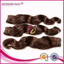 Grade AAAAA cheap brazilian hair weave bundles tape in hair extensions clip in pro-bonded