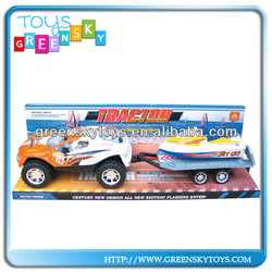 Friction truck trailer,friction car,tractor toy car