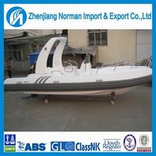 HRR-580C rib boat 580