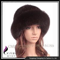 CX-C-209H Winter Warm Hand Made Mink Fur Hats