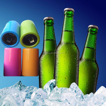 2 Zap A Cap Push Down N Pop Top Beer Bottle Openers