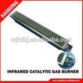 barbacoa de china de equipos de infrarrojos de cerámica del quemador de gas hd538