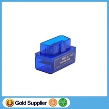 New super mini elm327 wifi obd2 Car Diagnostic Tool obd elm 327 wifi Scanner Interface Support IOS/Android/WP/Symbian System