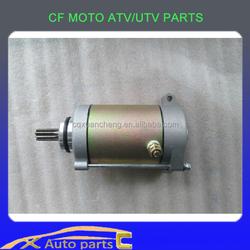 atv starter motor, cf moto start motor 0180-091100-0010 for cf moto atv 500, cf188