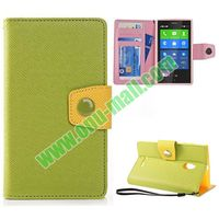 Newest Arrival Leather Case for Nokia XL