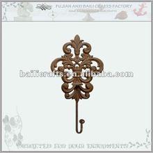 cast iron victorian hook