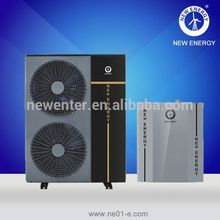 4.5kw-11kw rated cooling capicity water spa innovative dc inverter heat pump water heater stable with good COP