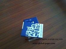 Pacote OEM papel dourado tamanho ofício cópia em papel